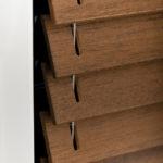 żaluzje drewniane linka